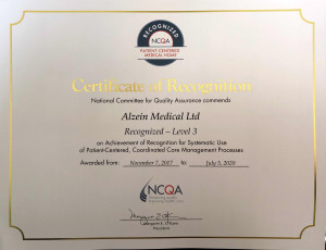 Alzein PatientCenteredMedical Home