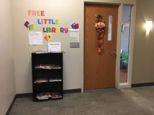 Alzein Pediatric Clinic Kids Library