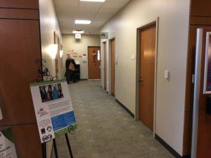 Dr. Alzein Clinic Corridor